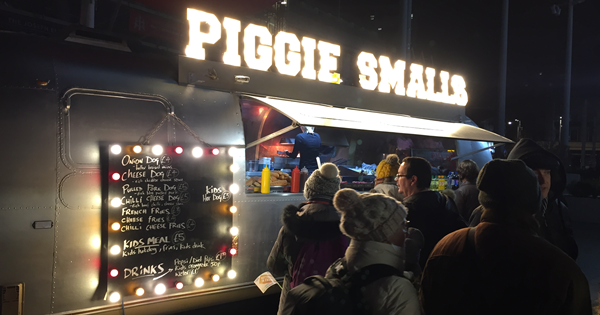 Street Food (Nottm Light Night)